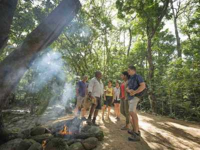 Daintree Dreaming - Mossman Gorge - Welcome Ceremony