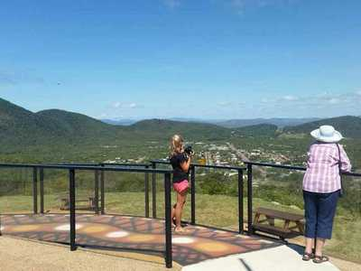 Cooktown 4wd Adventures (Day and Overnight) Grassy Hill Lookout
