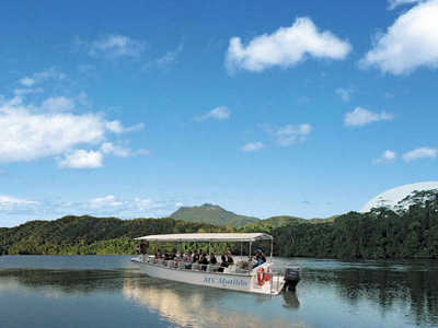 Cooktown Wanderer 3day/2night - Billy Tea Cape Tribulation (day 1) River Cruise