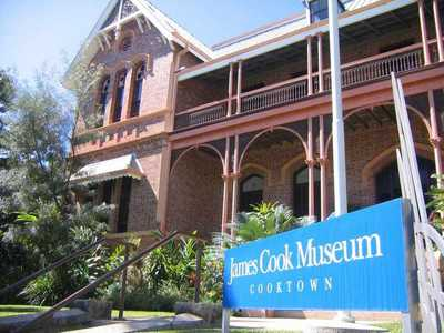 Cooktown 4wd Adventures (Day and Overnight) James Cook Museum